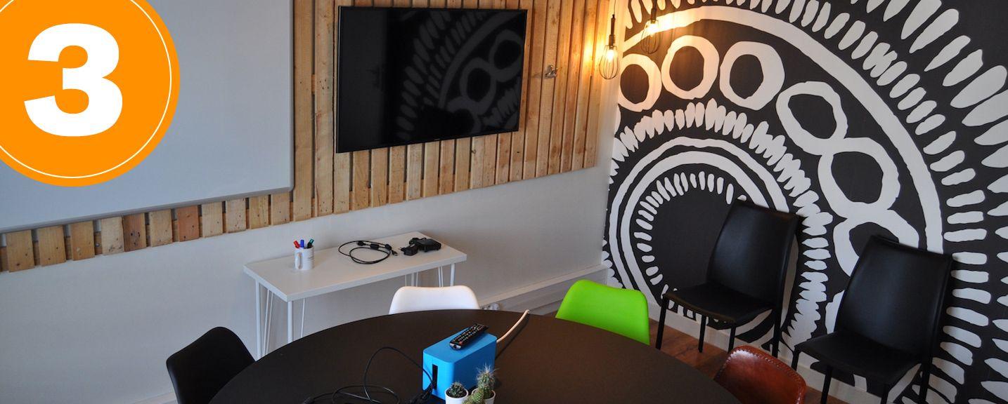 Office coffee Labo 3 salle de reunion