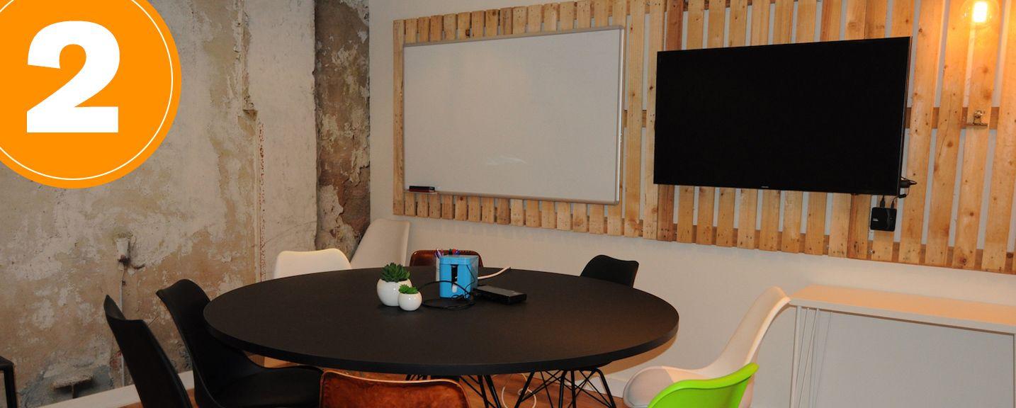 office coffee Labo 2 salle de reunion