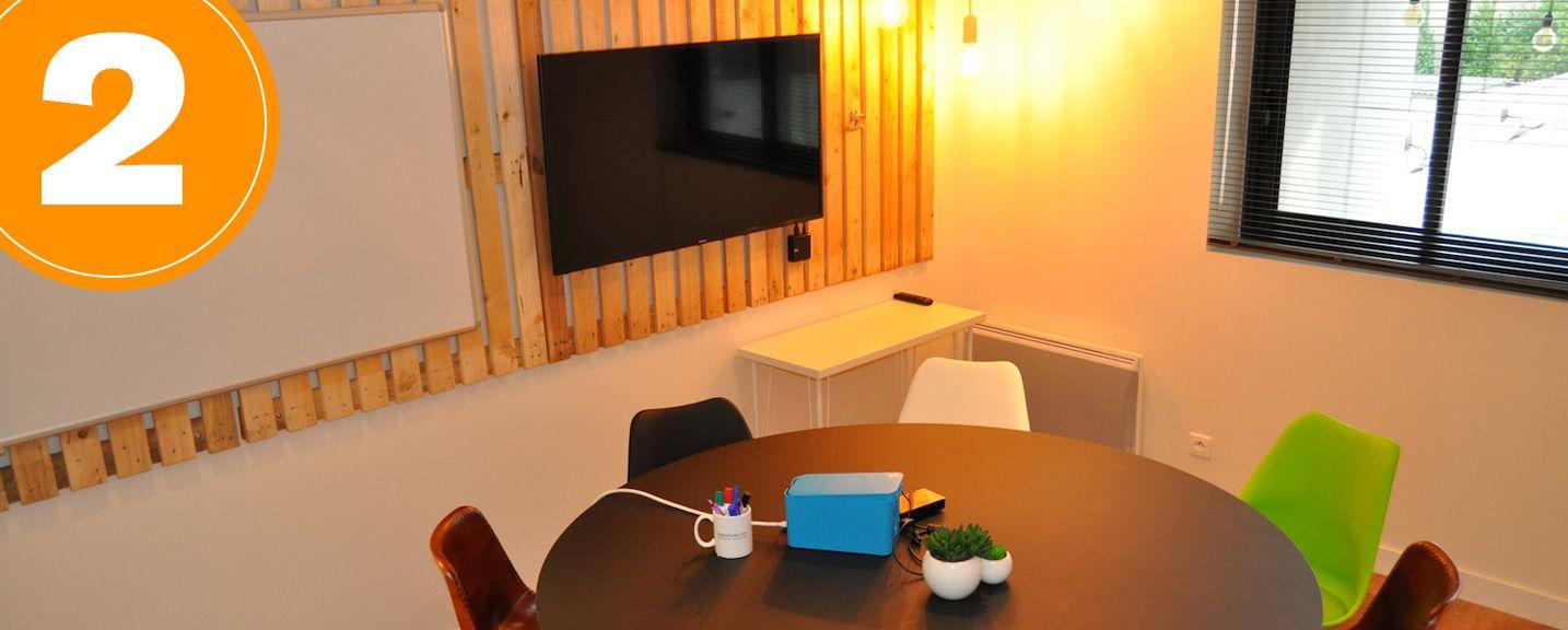 Office coffee Labo 2 salle de réunion
