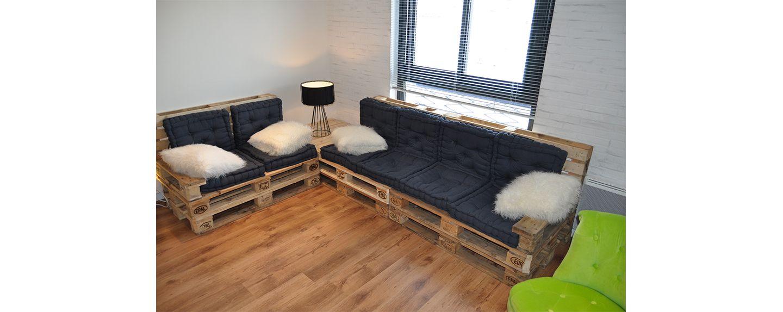 Workshop Office Coffee, espace cosy de réunion de travaille, séminaire, formation