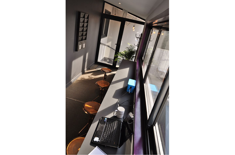 Office Coffee Open Space