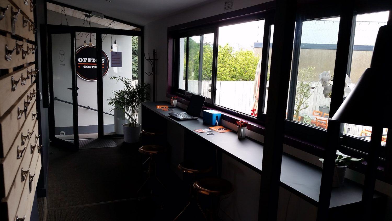 Bureaux Open Space Office Coffee